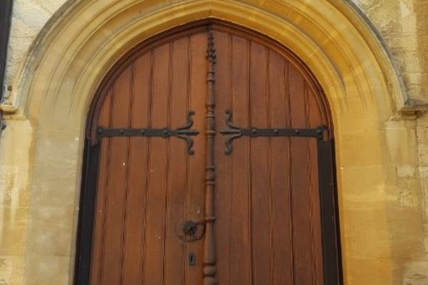 history faculty door